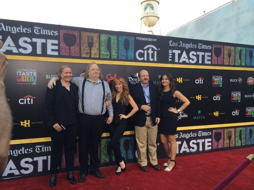 Los Angeles Times- the Taste