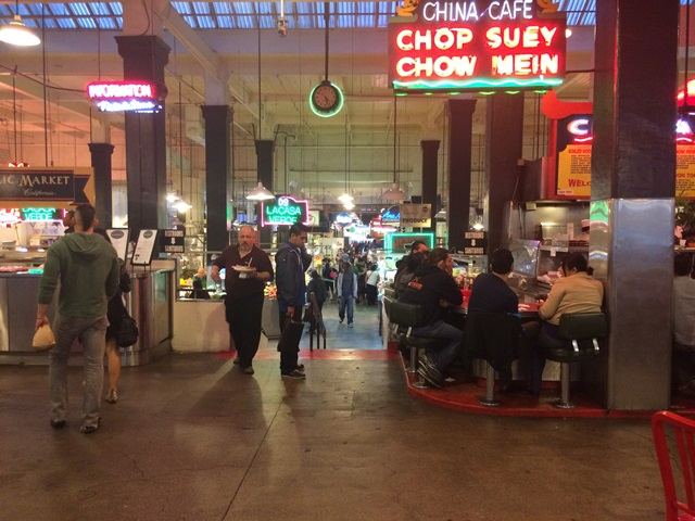 Grand Central Market – Downtown, Los Angeles