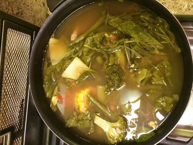 Sinigang- A Filipino Recipe