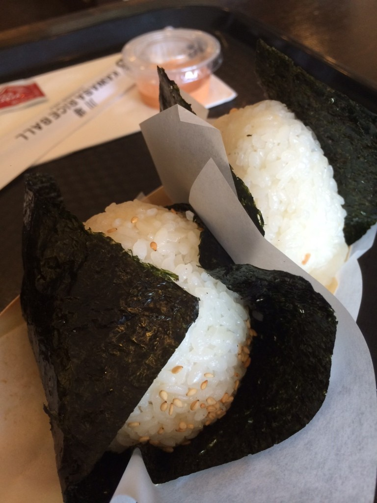 Kawaba Rice Ball hits Melrose Ave.