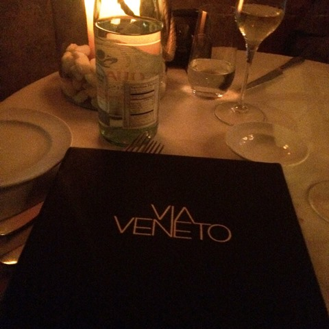 Via Veneto in Santa Monica California- Date Night at the Beach