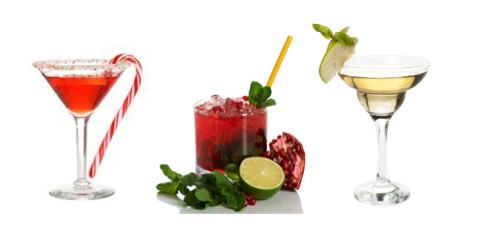 Healthy Holiday Beverages 2015