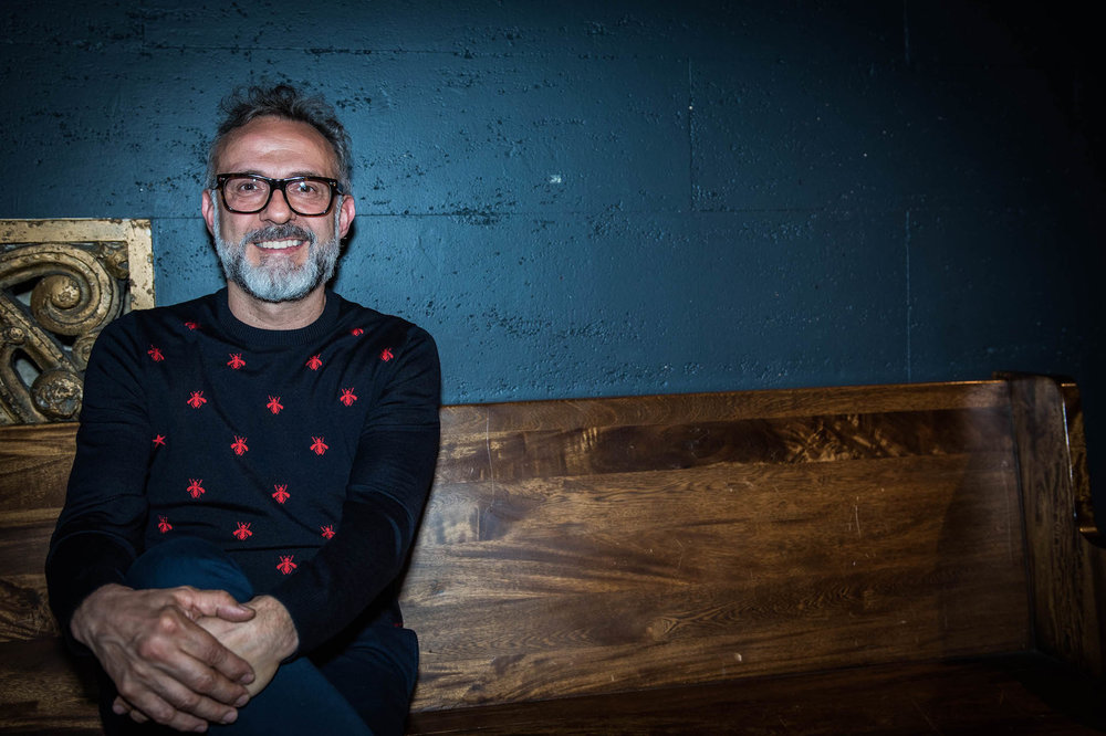 Chef Massimo Bottura on Food Waste