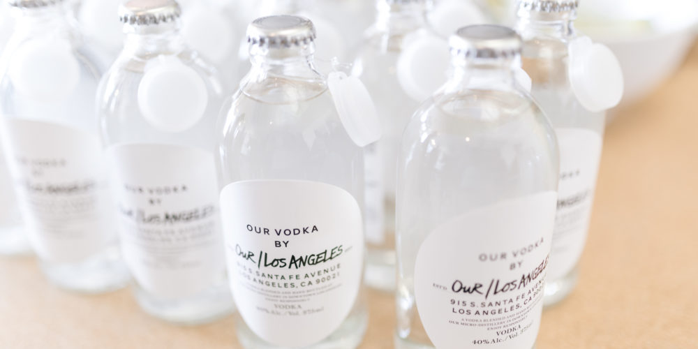 A New Vodka is Welcomed by LA: OUR/ Vodka
