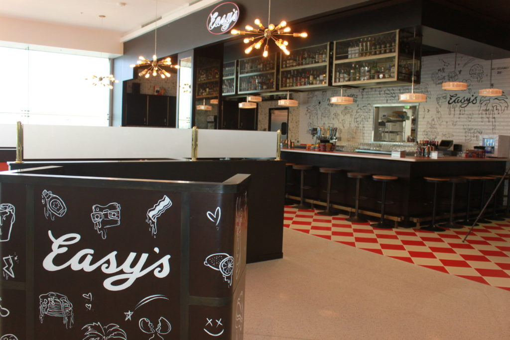 Easy's is the Answer! The Modern American Diner Done Right