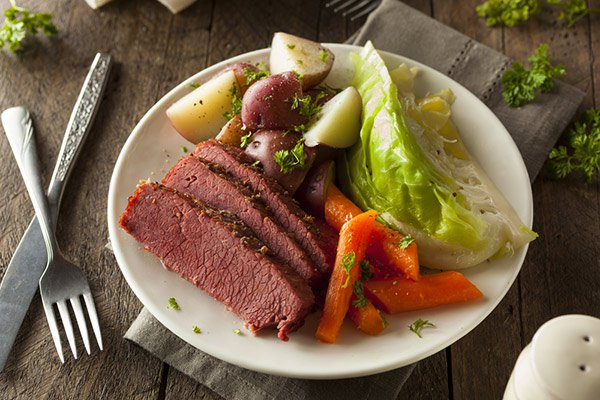 Happy St. Patrick's Day! Here's How to Eat Like an Irishman