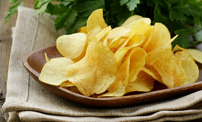 Celebrate National Potato Chip Day with These Healthy Picks