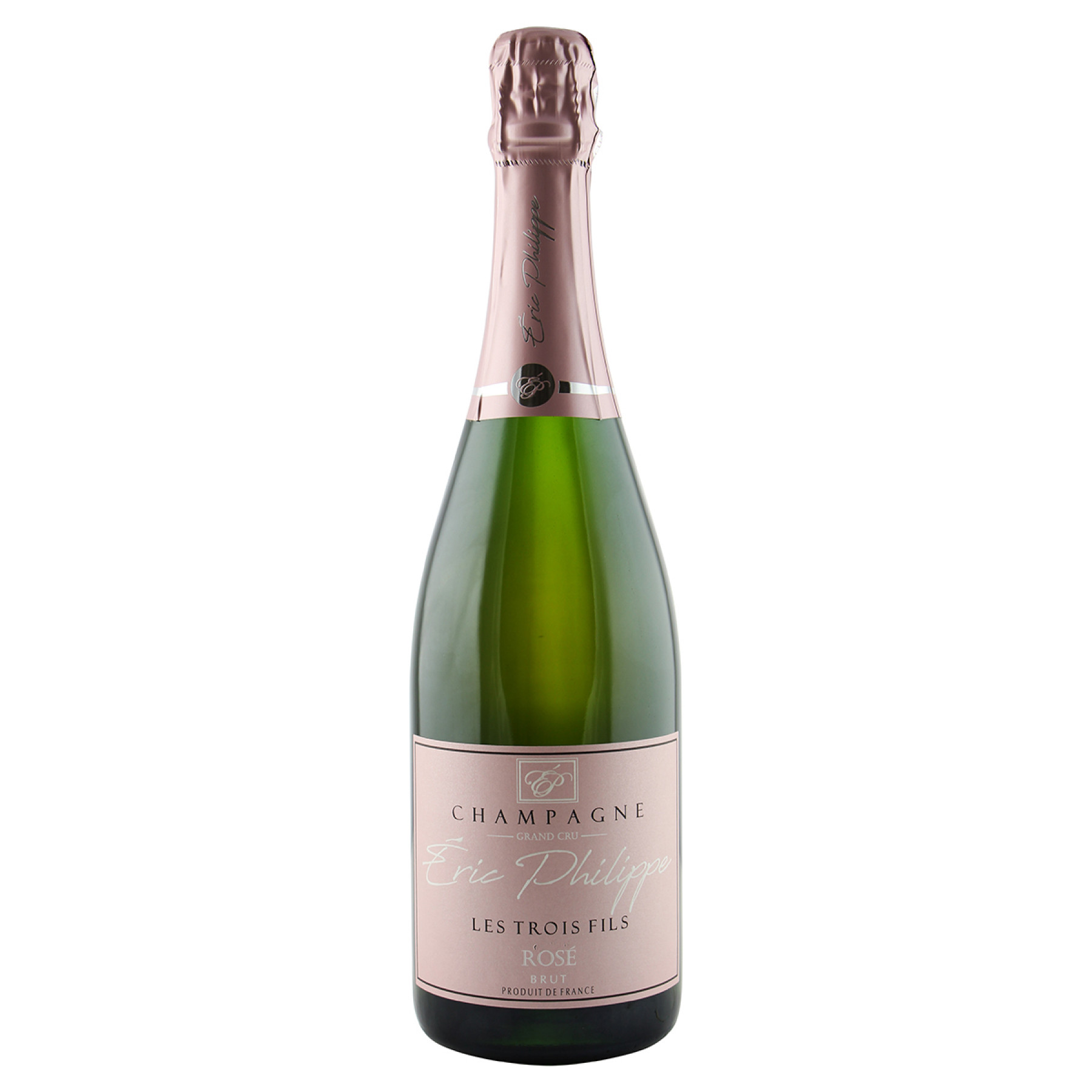 Looking for a Refreshing New Brunch Beverage? Check Out Eric Philippe Champagne
