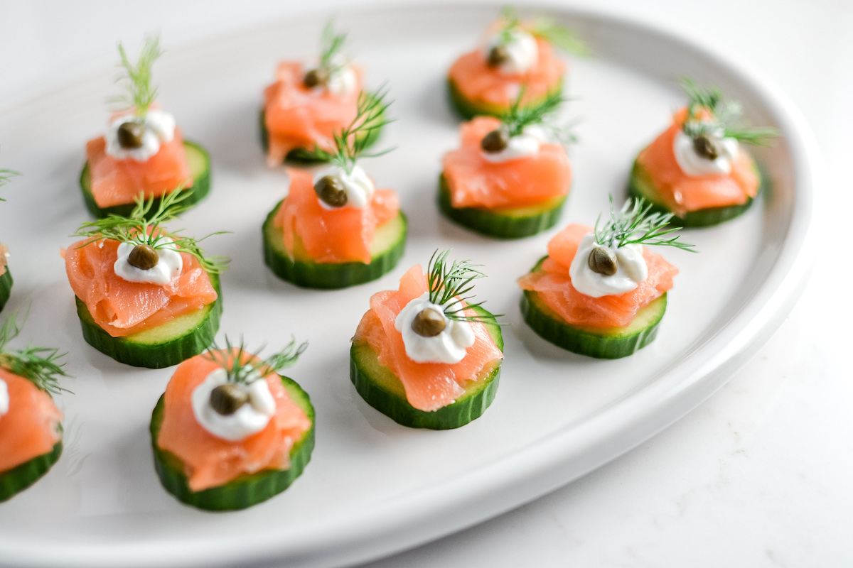 Looking to Impress at Your Next Function? These Simple, Elegant Hors d'oeuvres Will Have Your Guests Talking