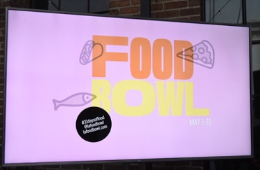 Los Angeles Times 'Food Bowl' Returns for a Fourth Year